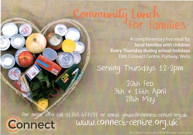 Community Lunch for Families